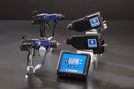 Paint Spray Gun Hire - graco pro xp electrostatic spray guns