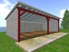 6 Ways To Add A Lean To Onto A Shed Wikihow by 14x30 Timber Frame Shed Estruturas De Madeira Galinheiro E