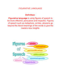figurative language lesson by bwiley2 issuu