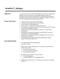 Payroll Manager Resume Iandaya Cv Hr Ops And Payroll Manager 01292015