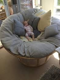 Swivel Rocker Chair Base by Furniture Rattan Swivel Rocker Cushion Double Papasan Chair