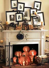 Decorating Livingroom 21 Stylish Living Room Halloween Decorations Ideas