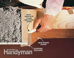 how to seal attic air leaks family handyman