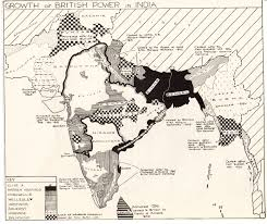 British India Map by Empire1912