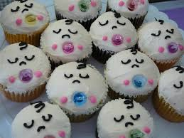 cupcake recipes for baby showers screaming baby shower cupcake
