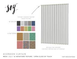 Accordion Curtain Soy Accordion Curtain Soy Sl