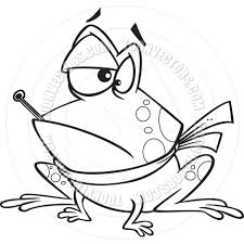 cartoon frog with sore throat clipart panda free clipart images