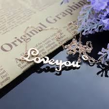 Personalized Script Necklace 27 Best Ns Love Jewelry Images On Pinterest Names Necklaces And