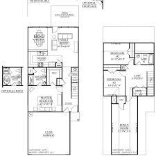 narrow lot 2 story house plans narrow lot 2 story house plans traintoball narrow lot open floor