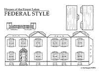federal style federal style 1790s 1820s just for fun about ithaca