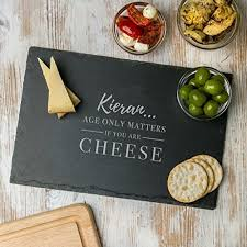 personalized cheese cutting board personalized cheese cutting board 30th 50th