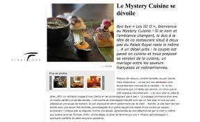 mystery cuisine mystery cuisine site officiel