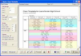 timetabling software for schools timetabler