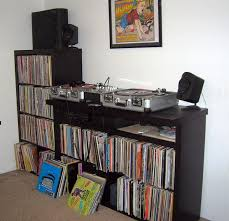 Console Bookshelves by Ikea Dj Console 7 Steps With Pictures