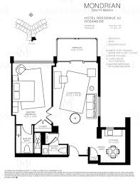 quantum on the bay floor plans mondrian south beach mondrian south beach condos