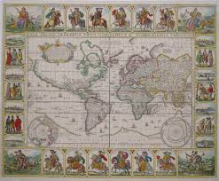 Mercator World Map by Mapping Conventions In Early Modern Europe Skulking In Holes And