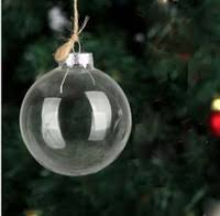 wholesale clear glass ornaments buy cheap clear glass ornaments