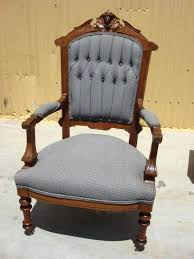 antique furniture parlor chair victorian vintage chairs