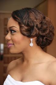 african wedding hairstyles for bridemaid 1000 images about