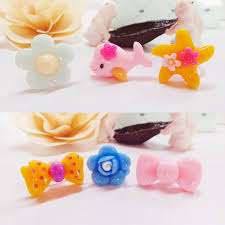 baby plastic rings images 1 package 20 children 39 s toys resin plastic rings cartoon ring for jpg