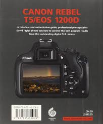 amazon com canon rebel t5 eos 1200d expanded guides