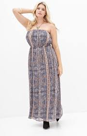 forever 21 plus size maxi dresses pluslook eu collection