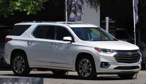 chevrolet traverse 7 seater chevrolet traverse wikipedia