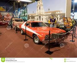 Starsky And Hutch Movie Car 1974 Ford Torino Editorial Photography Image 63116757