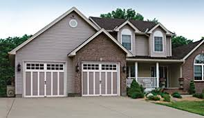 Garage Door Curb Appeal - enhance your new homes curb appeal the house designers