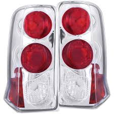 cadillac escalade tail lights anzo usa cadillac escalade 02 06 escalade esv 03 06 tail
