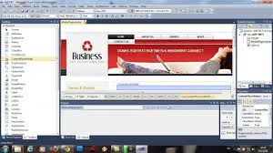 templates for asp net web pages การนำ template html เข ามาเป น masterpage asp net youtube