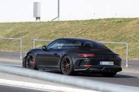 porsche 911 gt3 is this the 2018 porsche 911 gt3 touring package autoevolution