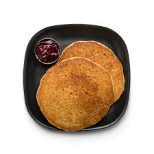 snap kitchen almond butter maple pancakes with berry compote snap kitchen