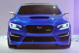 subaru roof spoiler subaru wrx concept features powerbulge ditches trademark spoiler