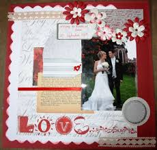 scrapbooking mariage scrap photo mariage