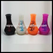 Hookah Vase Replacement Factory Of Sandblasted Small Fruit Hookah Base For Small Econo