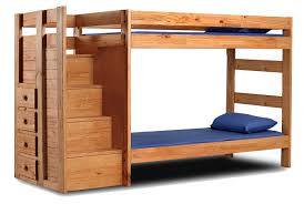 Pine Bunk Bed Pine Crafter American Made Quality Furniture Bunk Beds