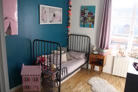 chambre fille bleu association bleu canard 3 idée déco chambre