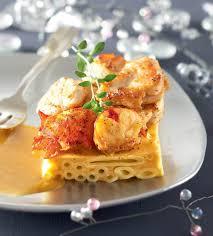 cuisiner ris de veau recette fricassée de ris de veau et homard gratin de macaronis