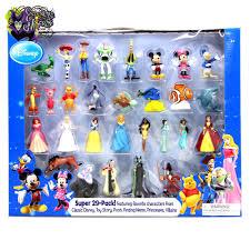 beverly teddy company disney villains pvc figurine set