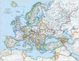 Political Map Of Europe by Europe Political Map 5 U2022 Mapsof Net