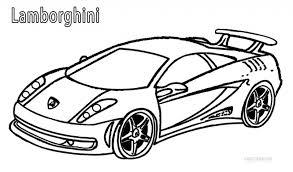 lamborghini coloring pages print transportation coloring