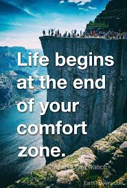 Life Begins Outside Of Your Comfort Zone 60 Travel Quotes To Feed Your Wanderlust Earth Trekkers