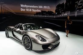 918 Porsche 2013 - 2013 porsche 918 spyder