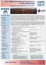 icuwb 2011 call for papers