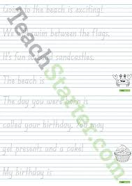 handwriting sheets theme pages 1