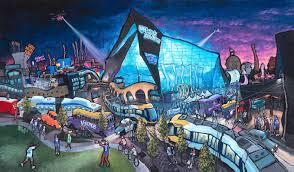 calm before the purple storm u s bank stadium reproductions calm before the purple storm