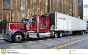 new truck kenworth kenworth truck editorial photo image 65872416