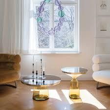 Zeitlose Esszimmerst Le Classicon Bell Side Table Messing Beistelltisch Exklu