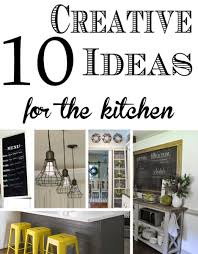 What To Do With The Space Above Your Kitchen Cabinets Decorating Above The Kitchen Cabinets With Wood Block Letters